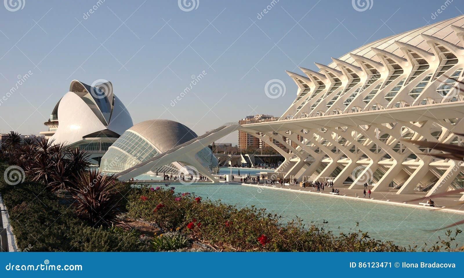 Stad van Kunsten en Wetenschappen