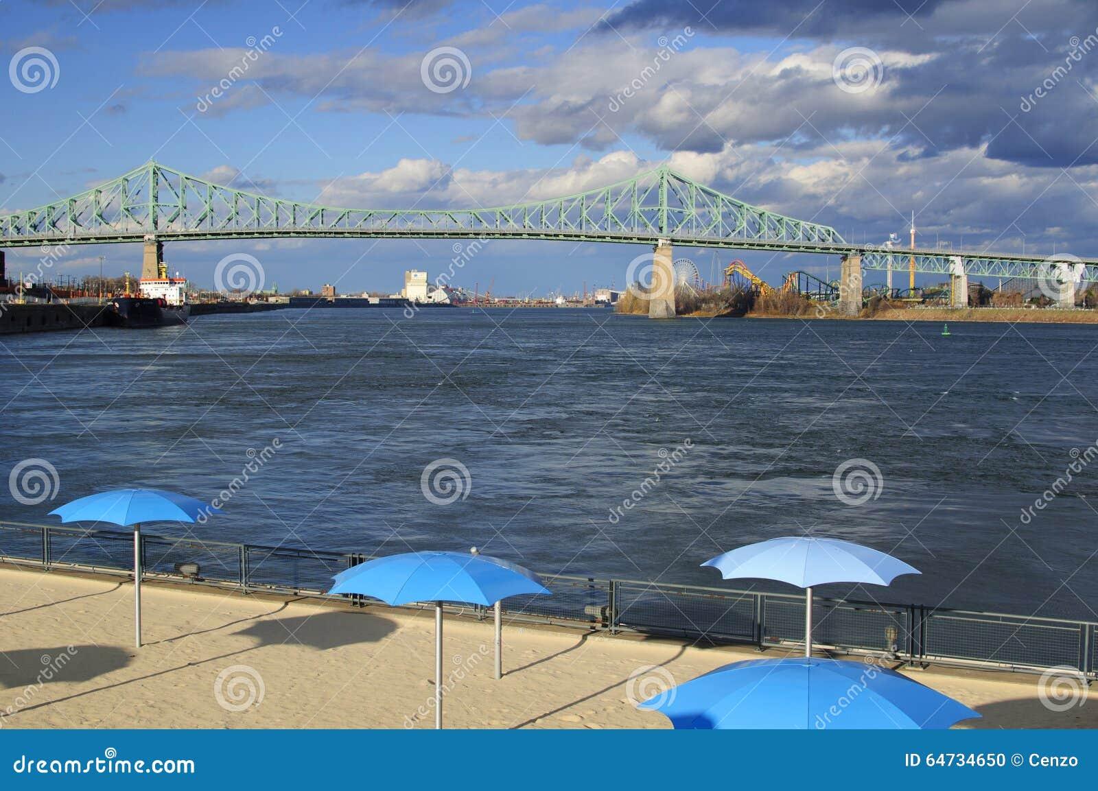 Stad van Montreal