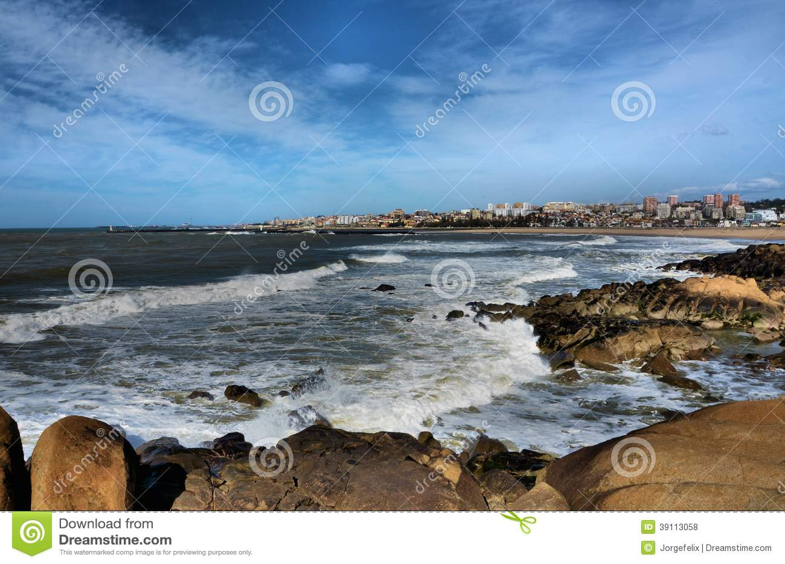 Stad van Porto