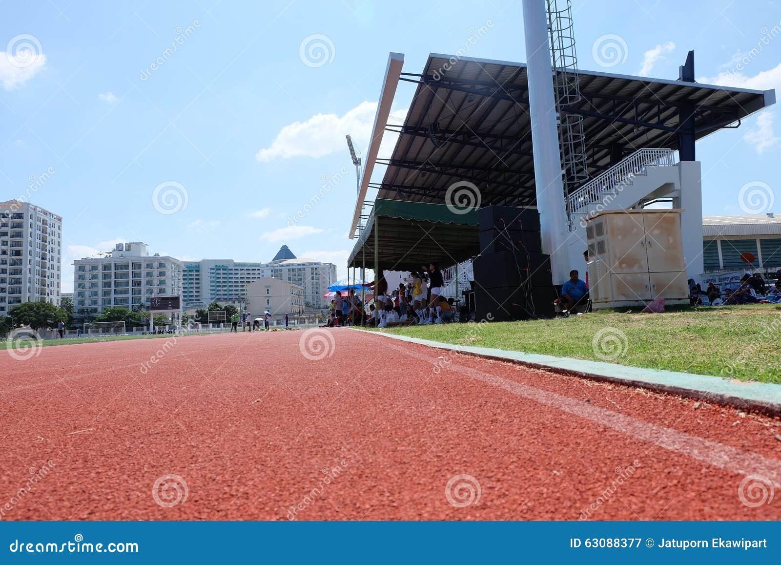 Download Stade de football photographie éditorial. Image du thailand - 63088377