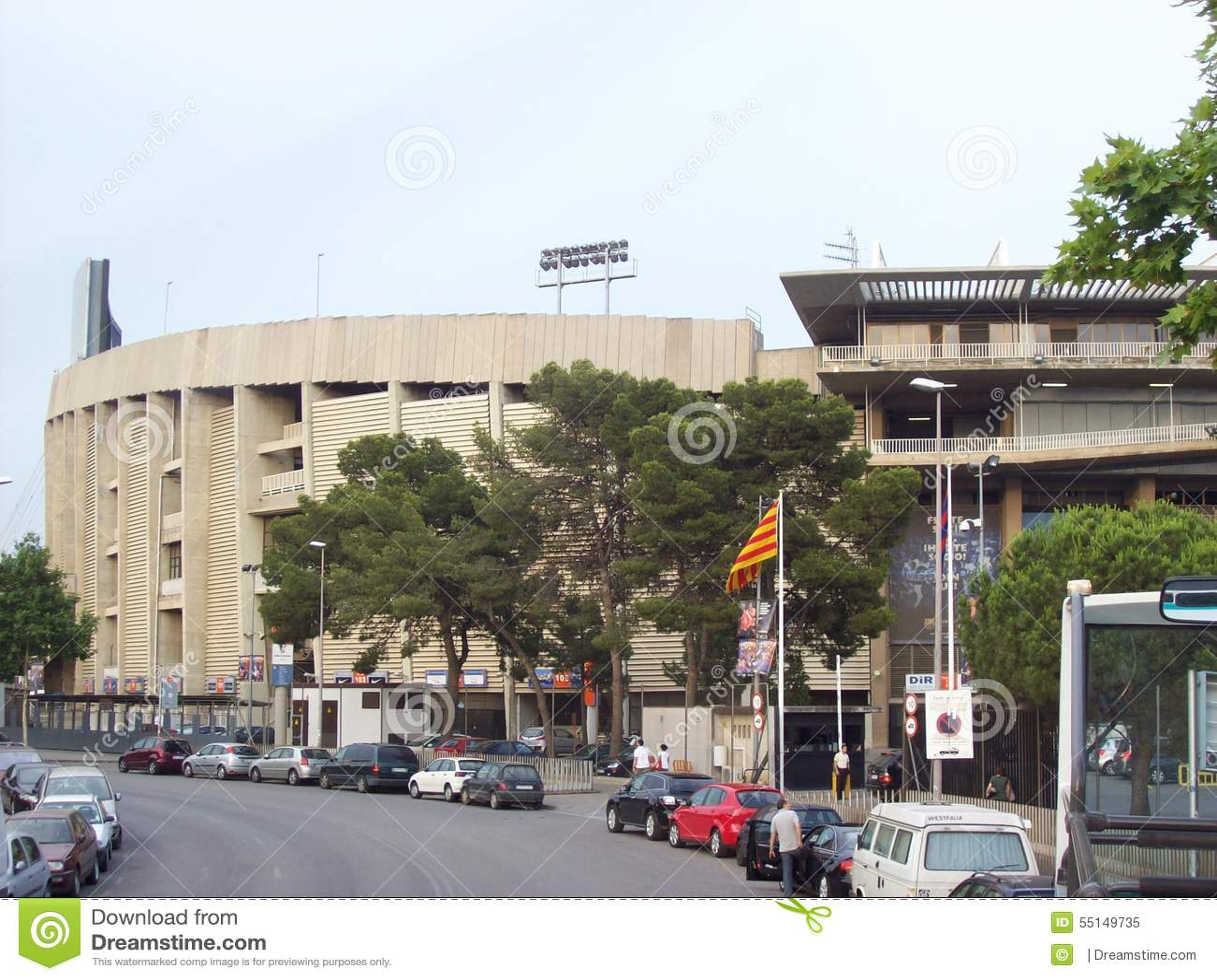 Stade de football de Barcelone