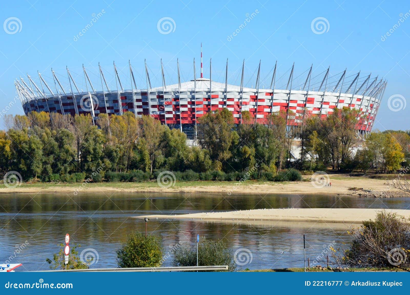 Stade de football national