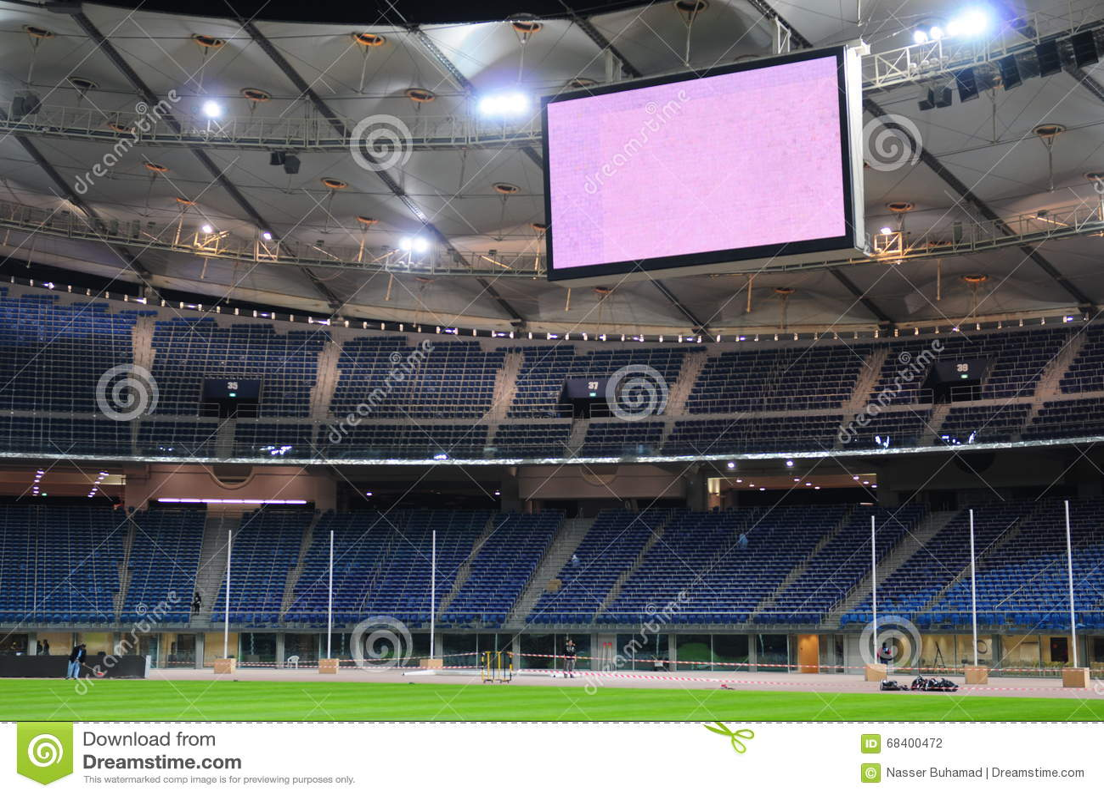 Stade de Jaber