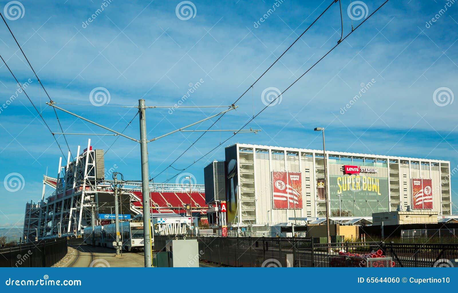 Stade de Super Bowl