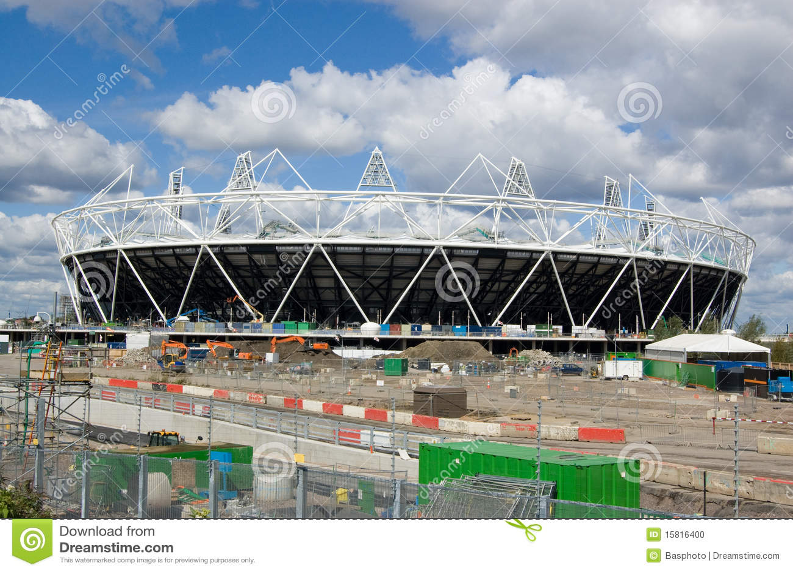 stade olympique de londres - photo #34