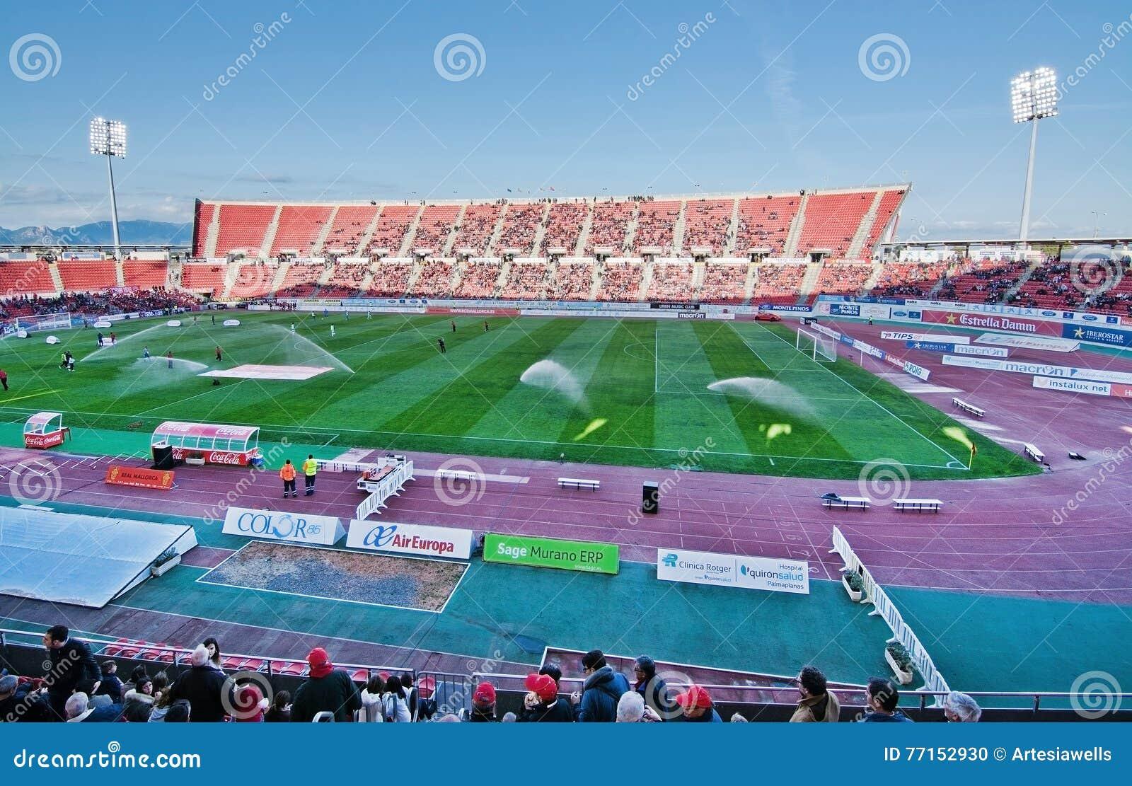 Stade Palma d Iberostar
