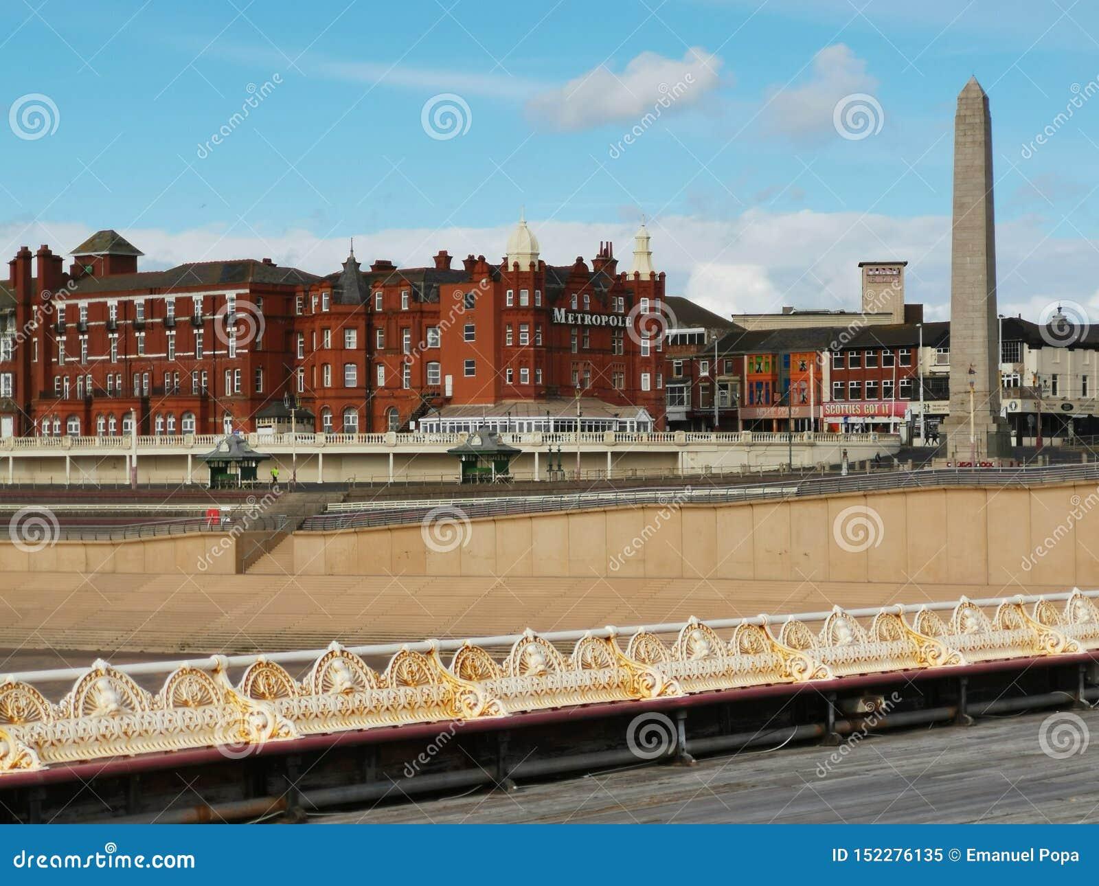 Staden av Blackpool