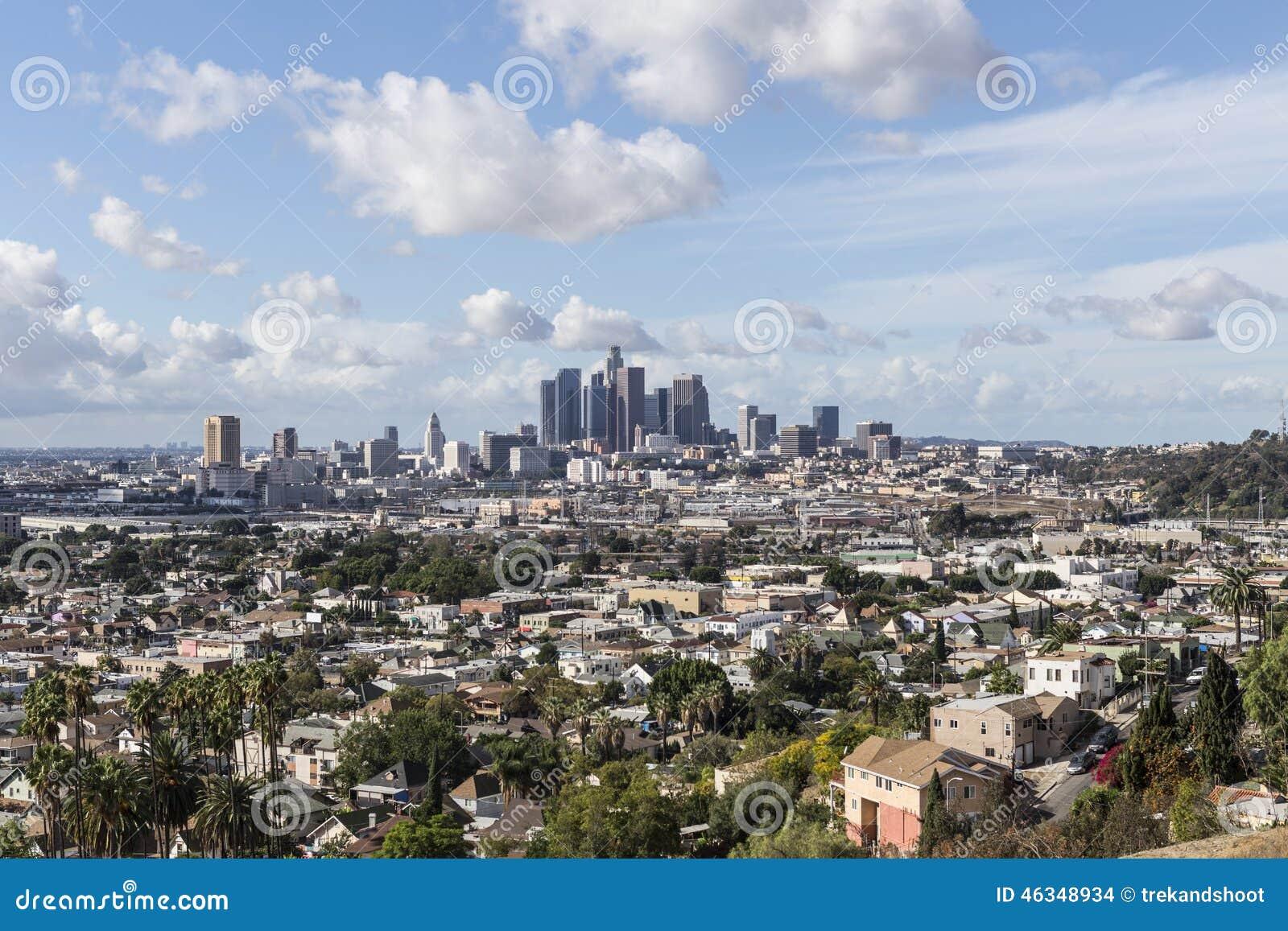 Staden av Los Angeles