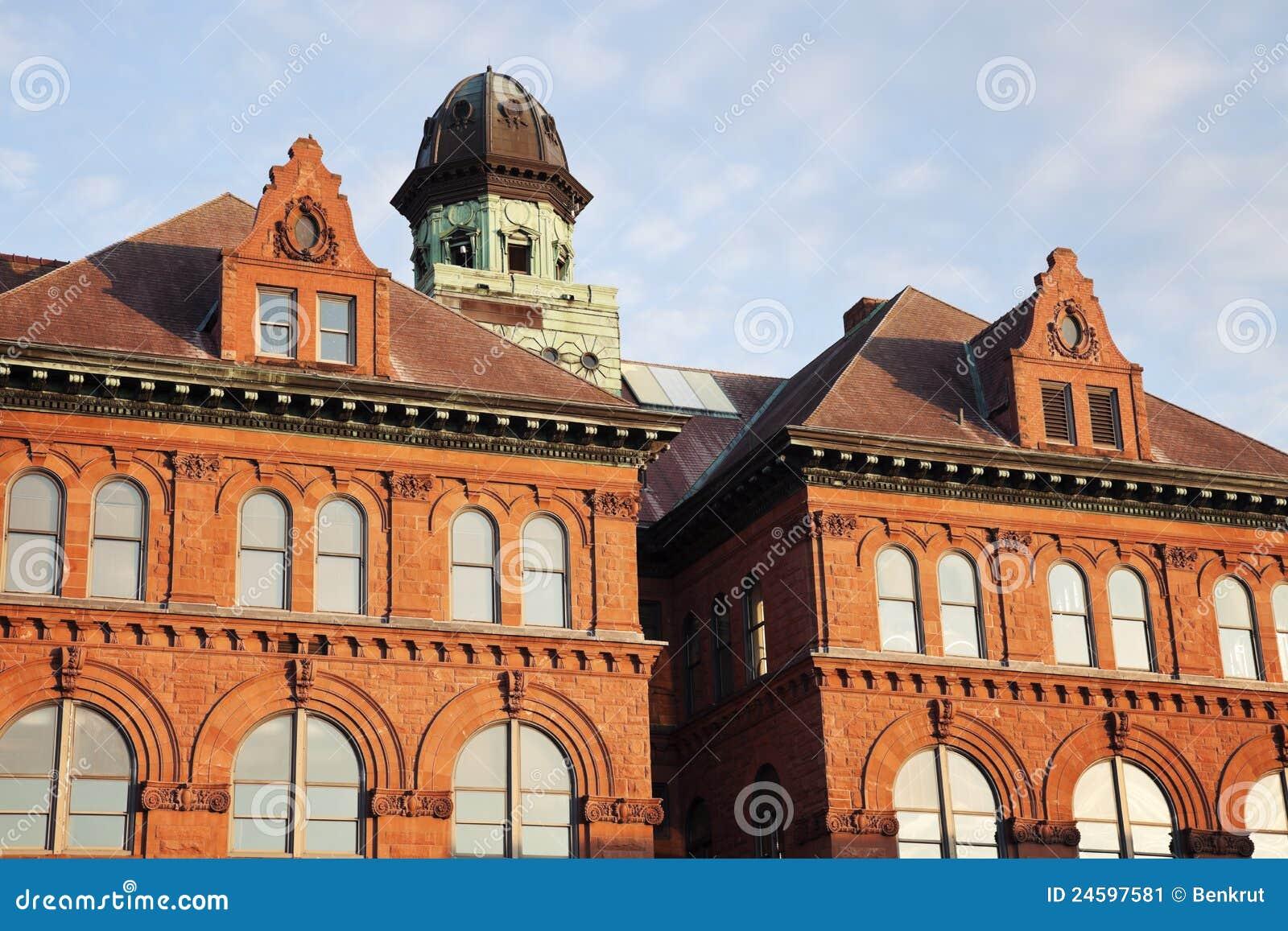 Stadhuis in Peoria, Illinois