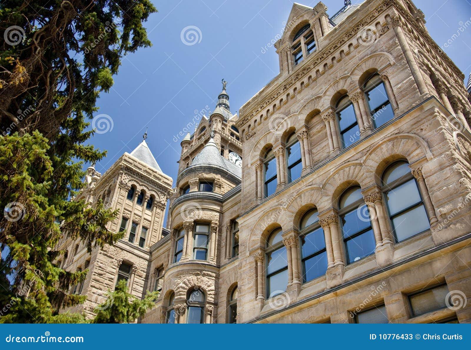 Stadhuis in Salt Lake City Utah