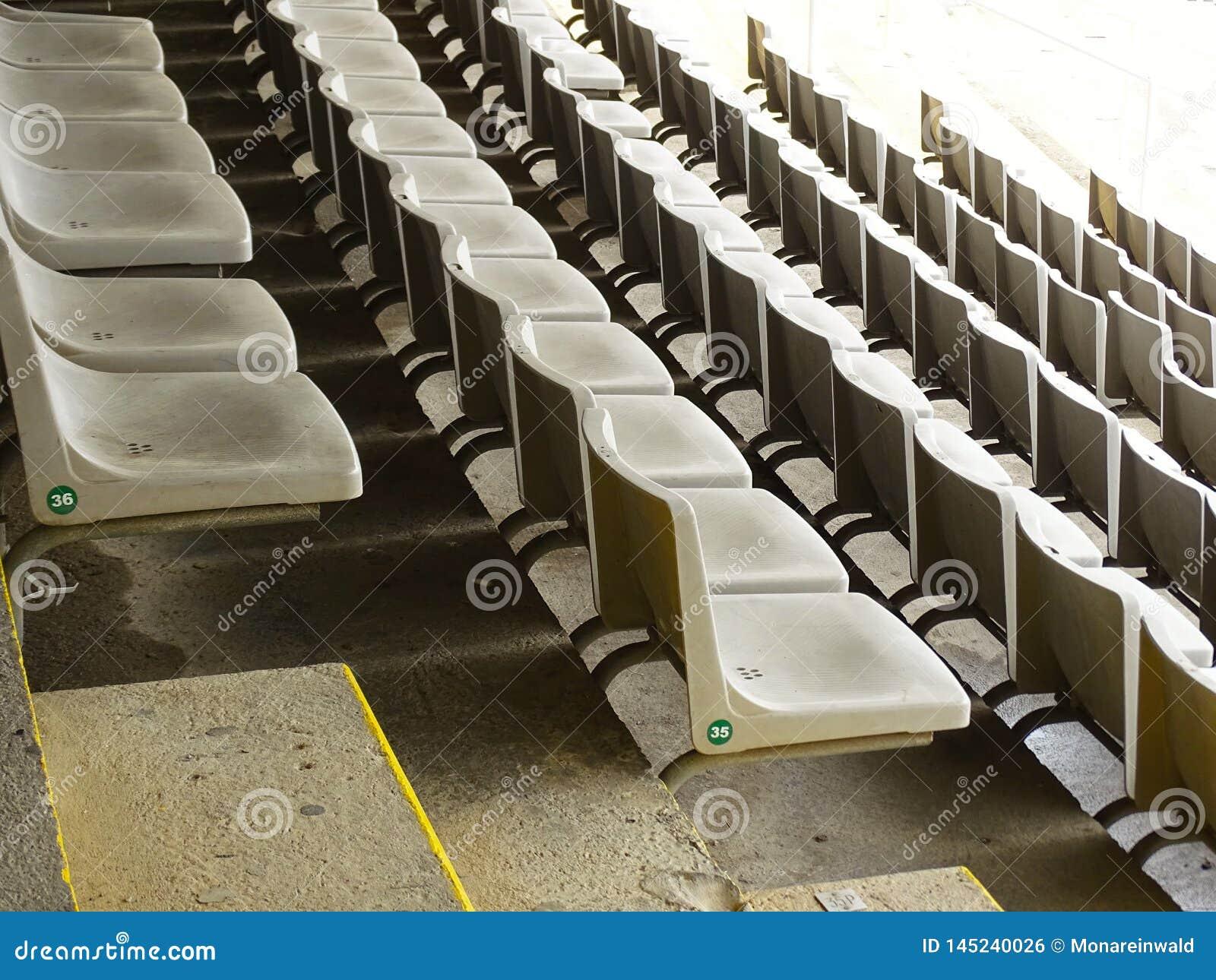 Stadiów siedzenia w Barcelona na wakacje