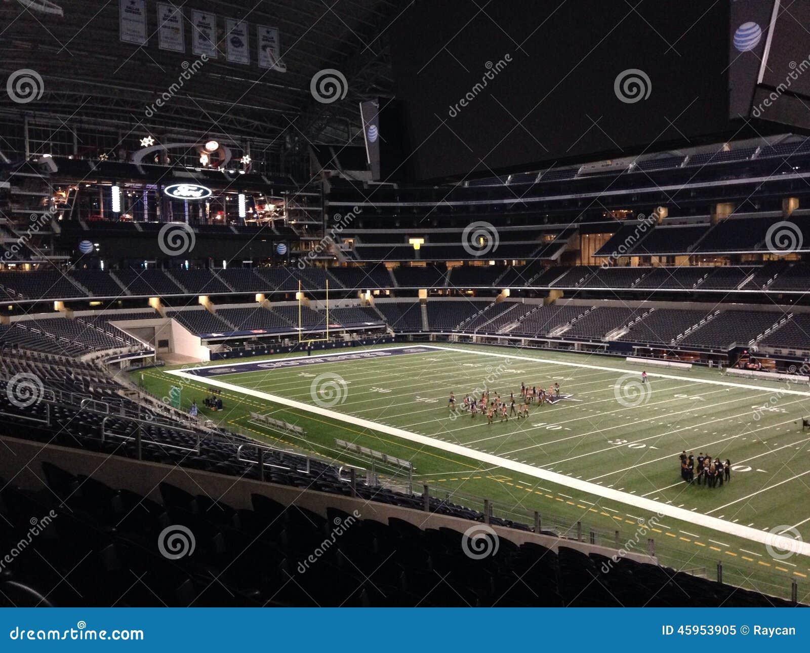 Stadio di AT&T di Dallas Cowboys