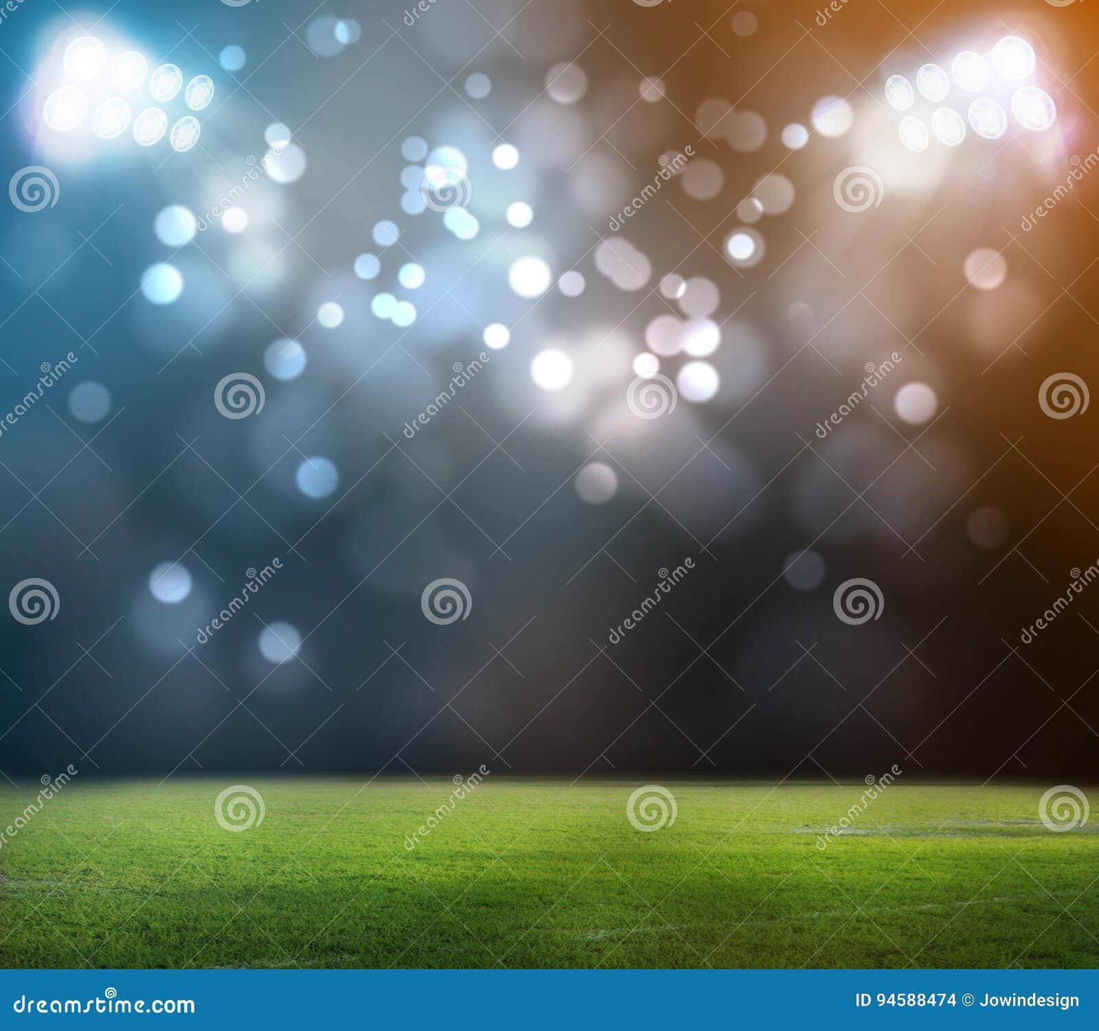 Stadion i ljus