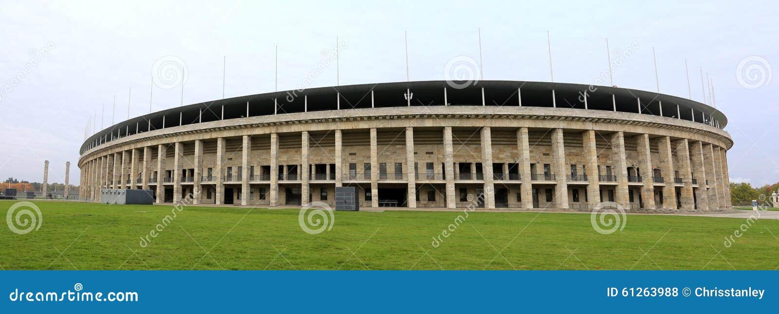 Stadion olimpijski berlin