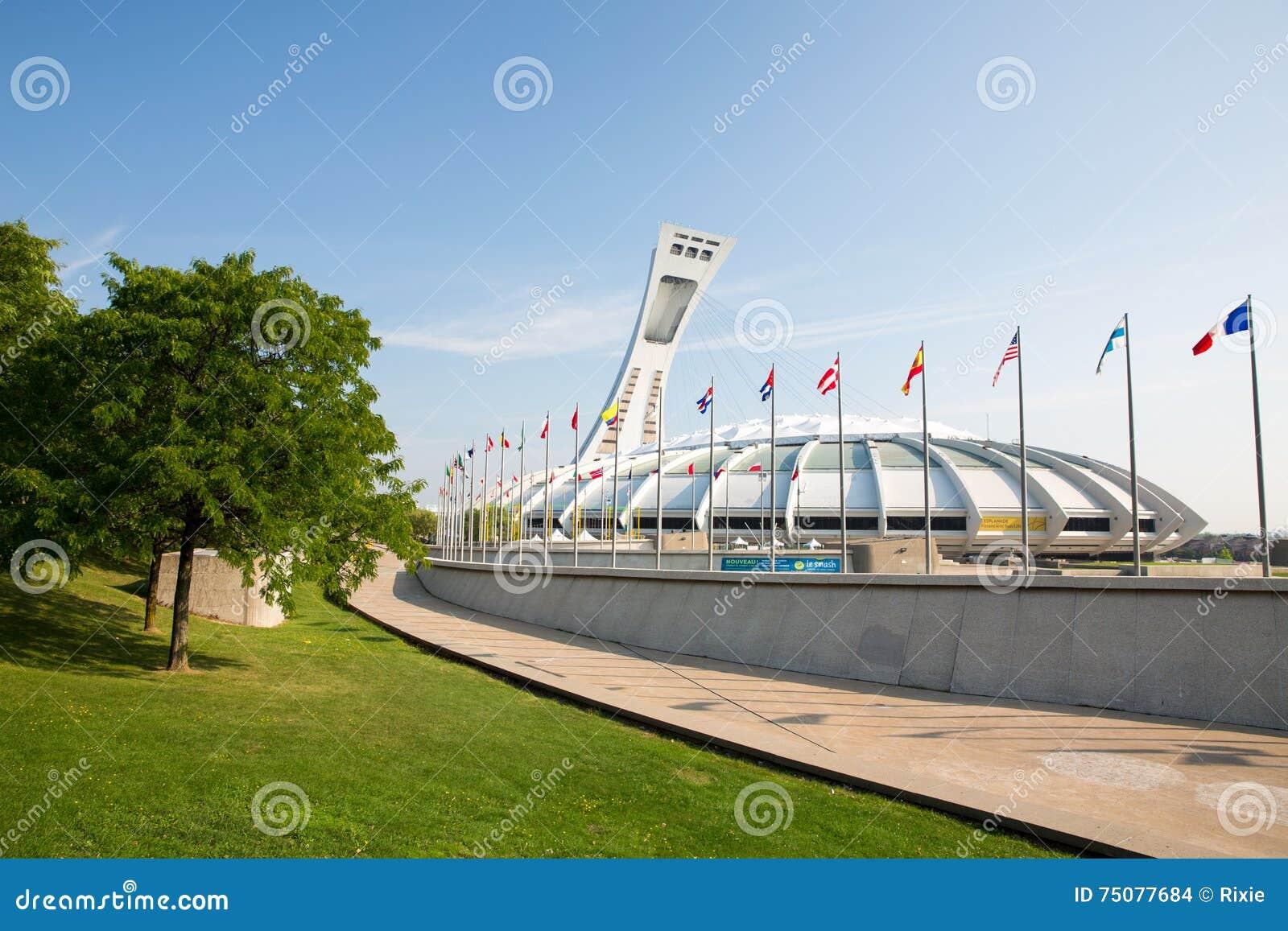 Stadion olimpijski montrealskiego