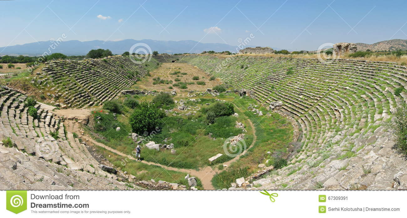 Stadium Aphrodisias Stock Photos Download 71 Images