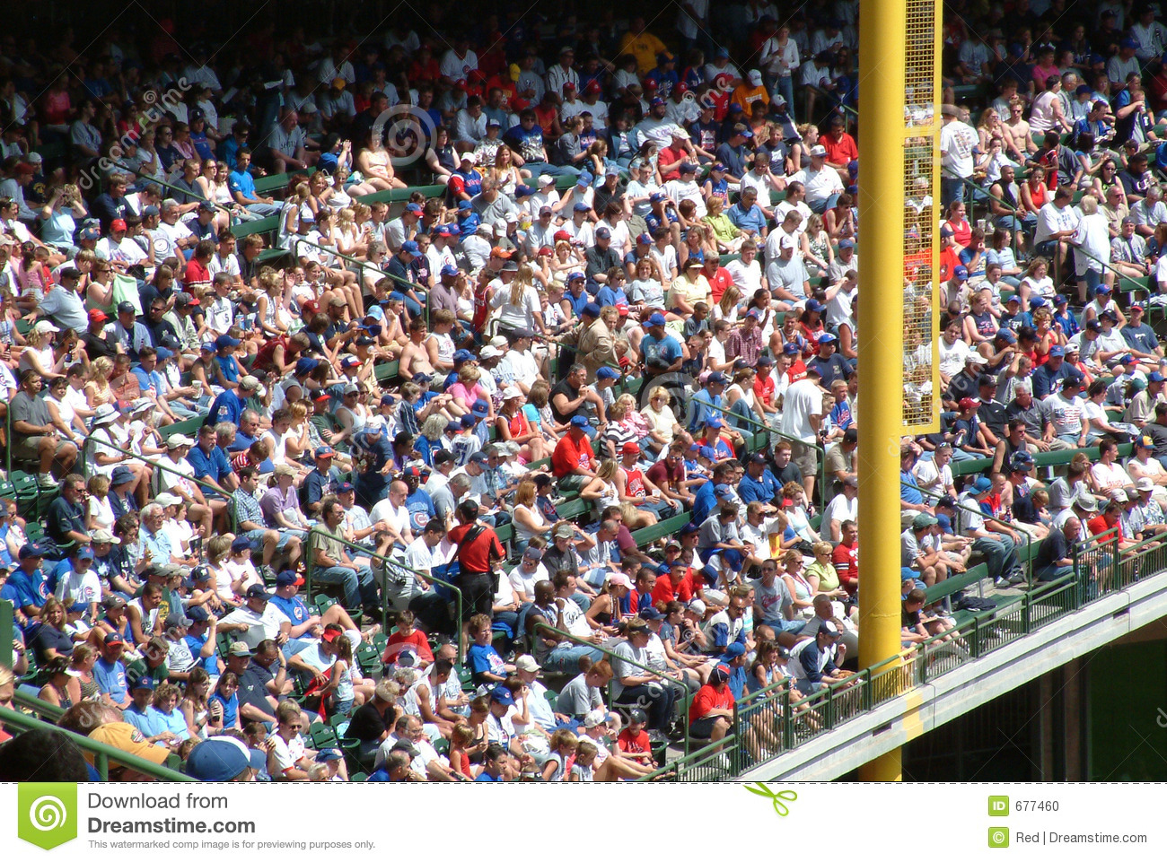 stadium crowd of fans editorial image  image of crowd