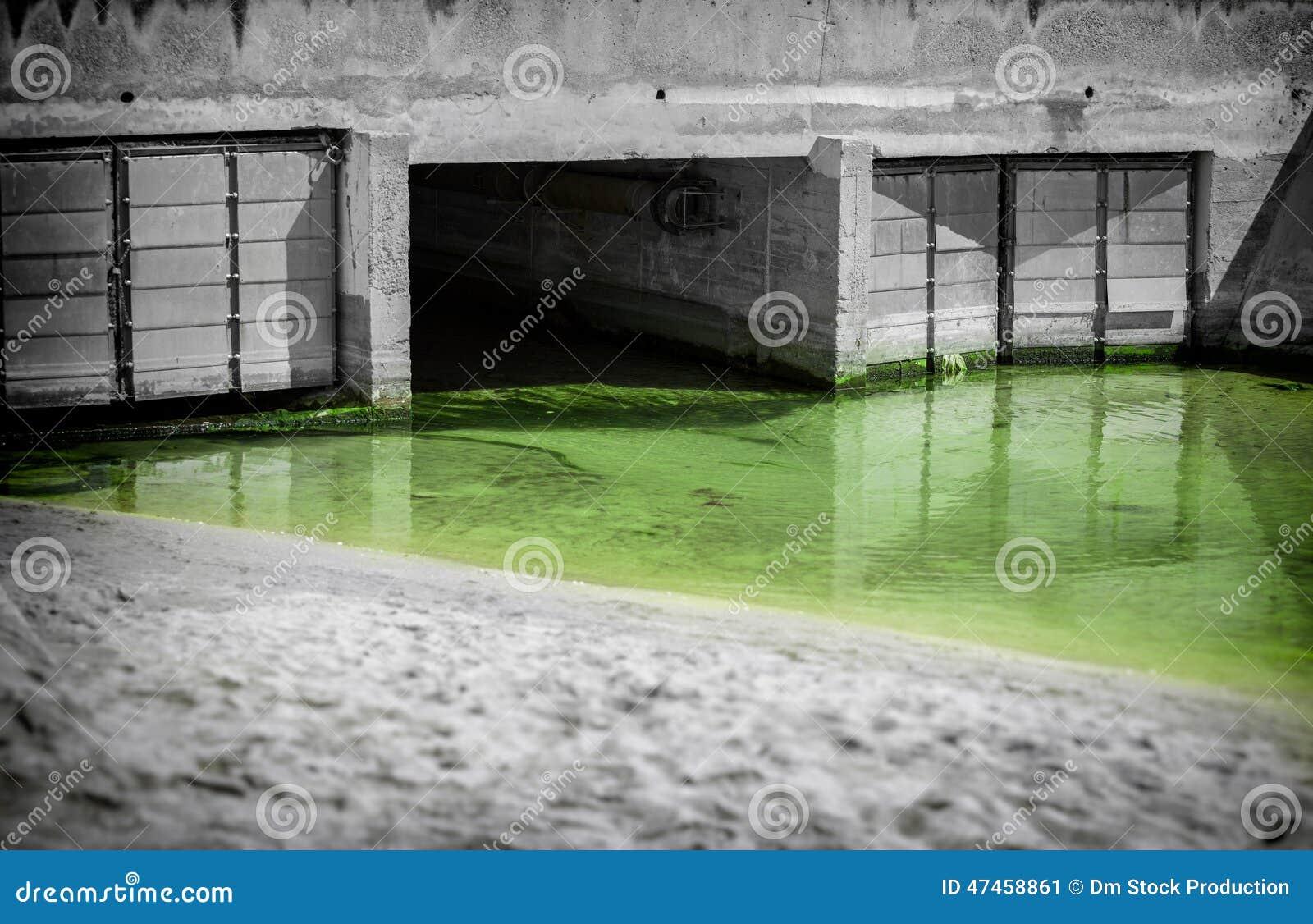 Stads- förlorat vatten