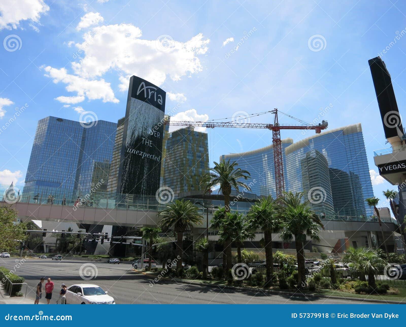 Stadscentrum en Ariahotel