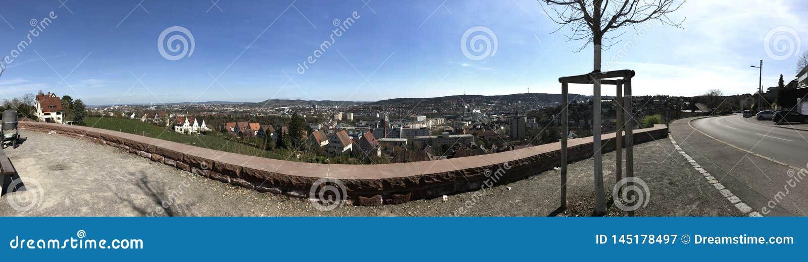 Stadshorizon Stuttgart