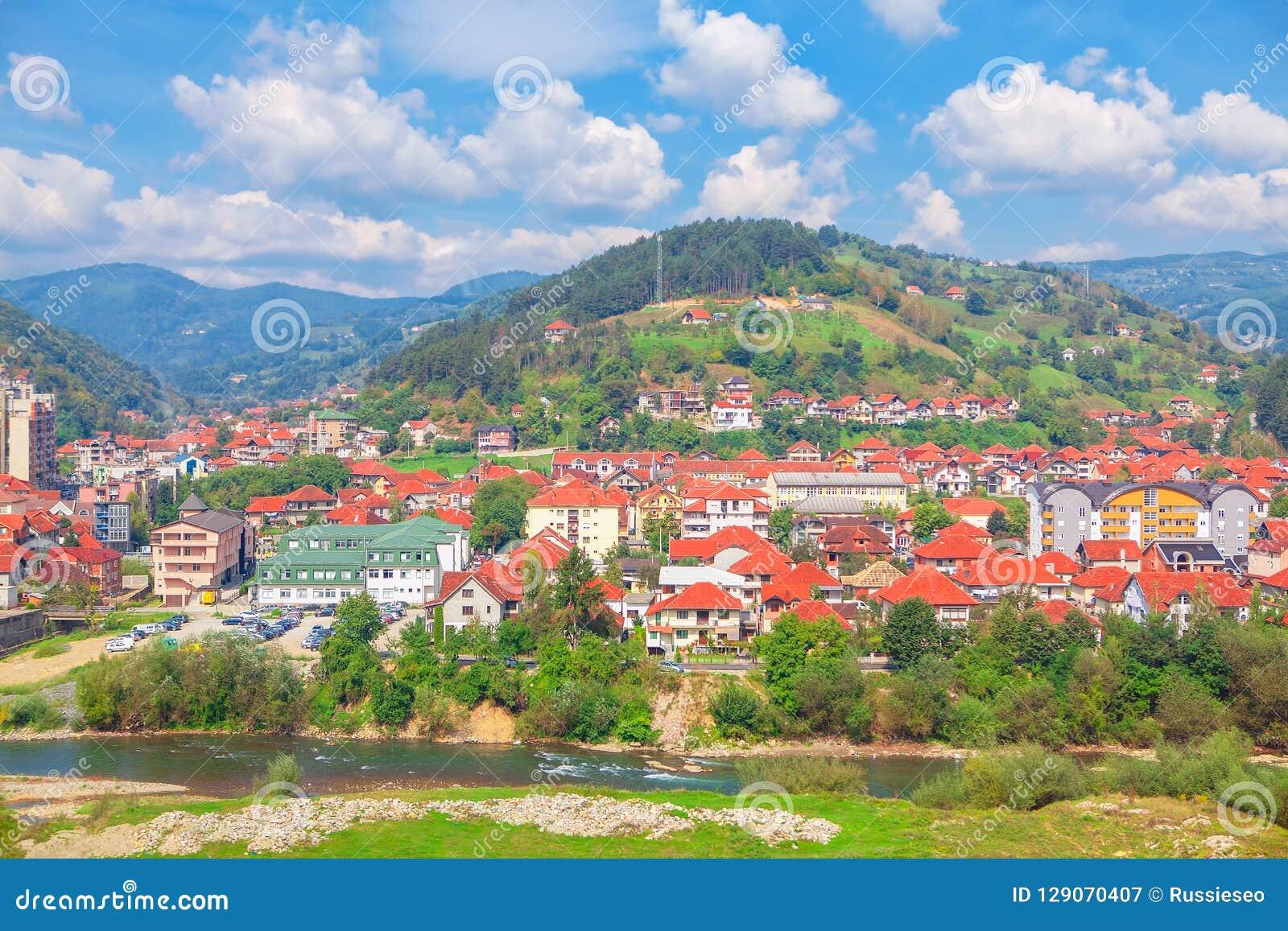 Stadt Bijelo Polje