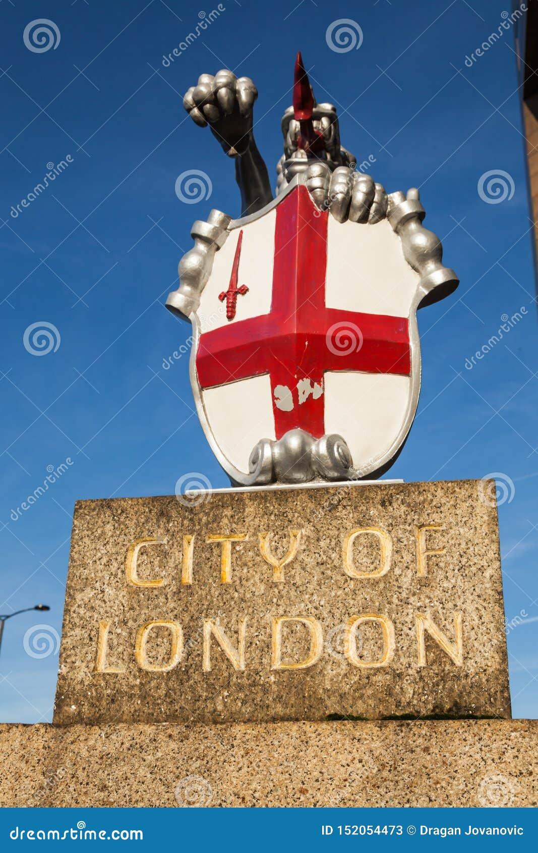 Stadt des London-Scheitels