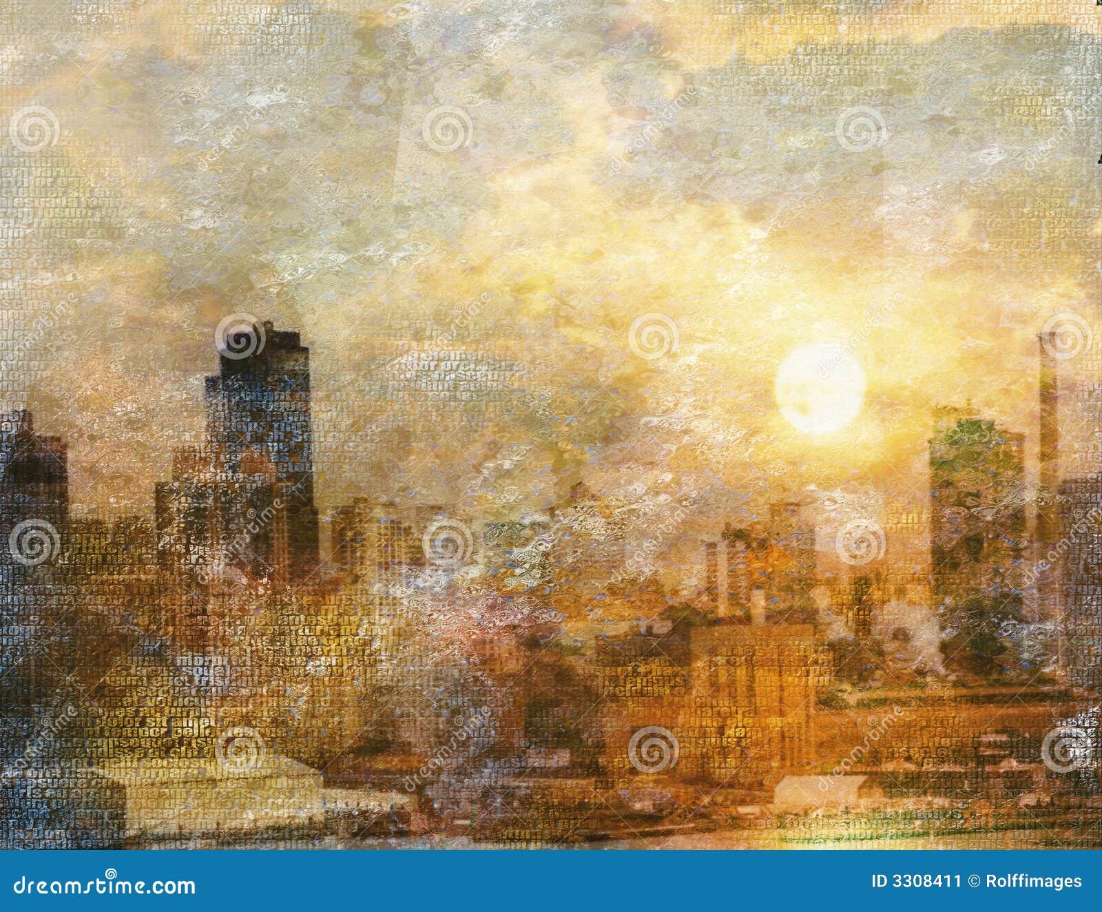 Stadt-Eindruck