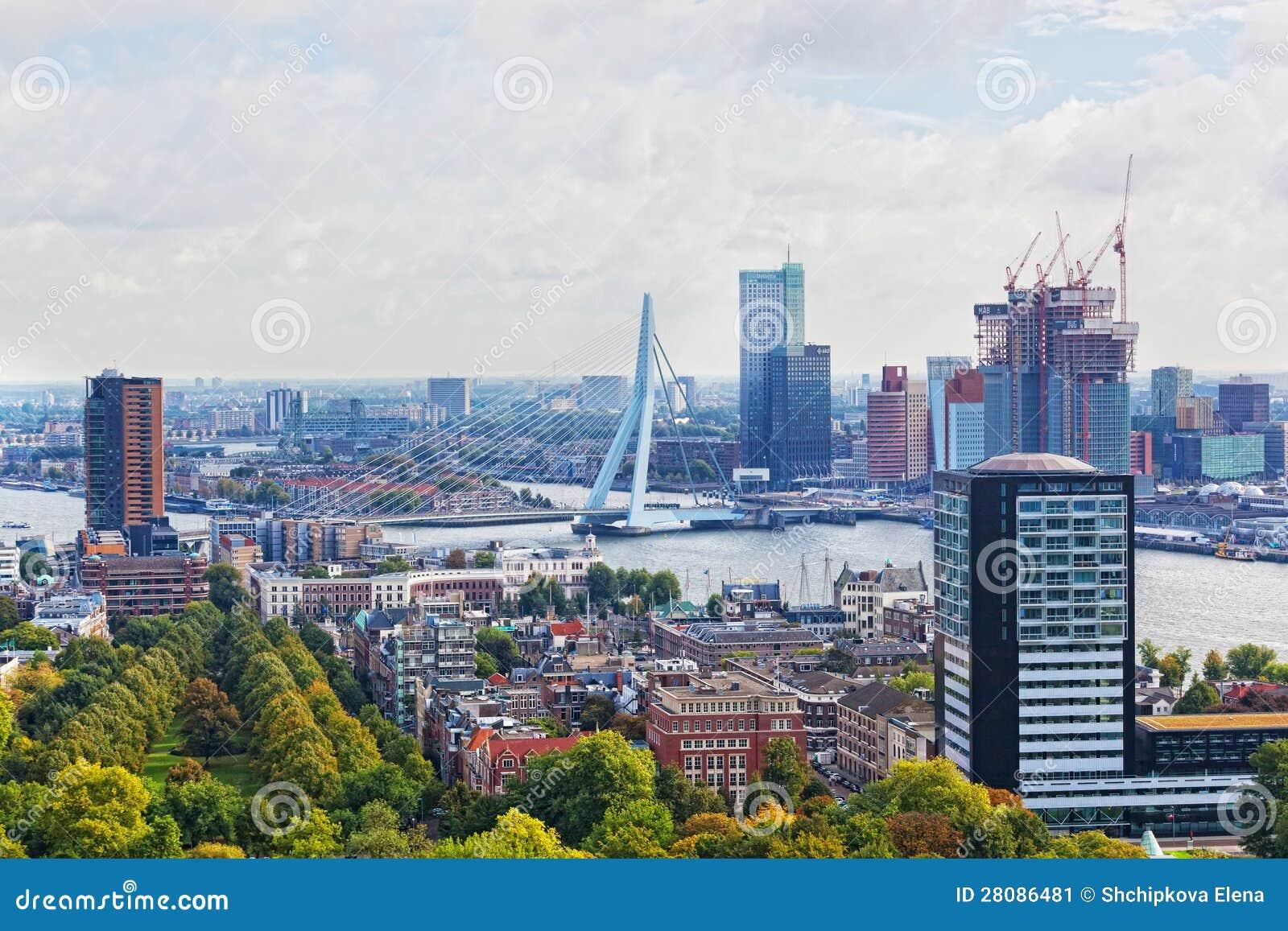 Stadt sieht Rotterdam an