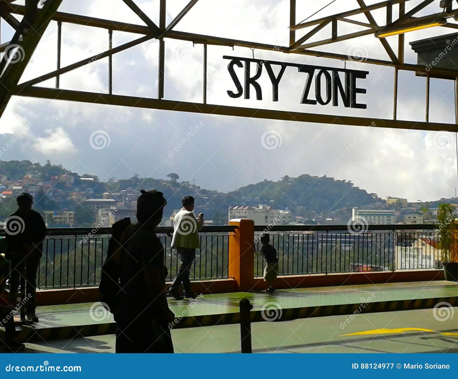 Stadt Skyzone Baguio