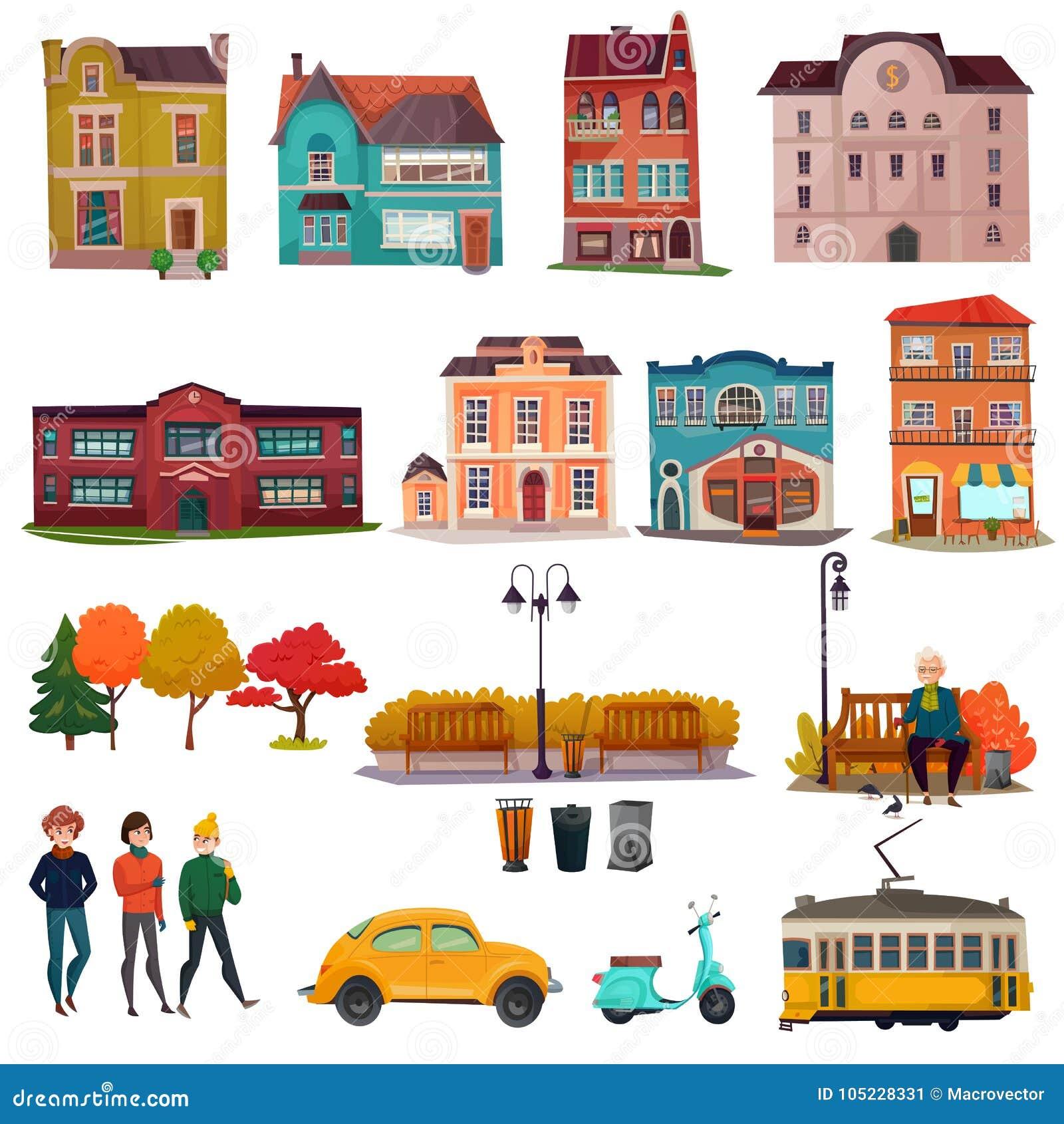 Stadt-Umwelt-Satz