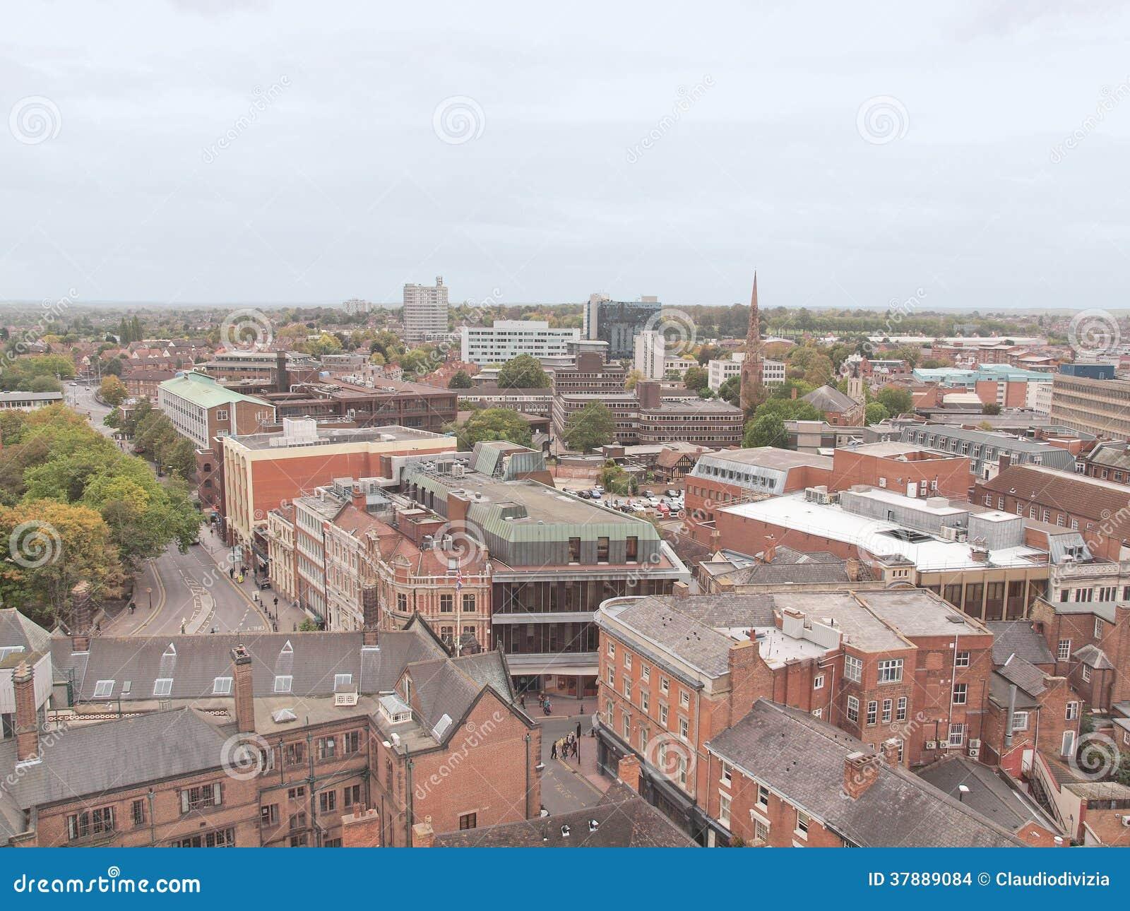 Stadt von Coventry