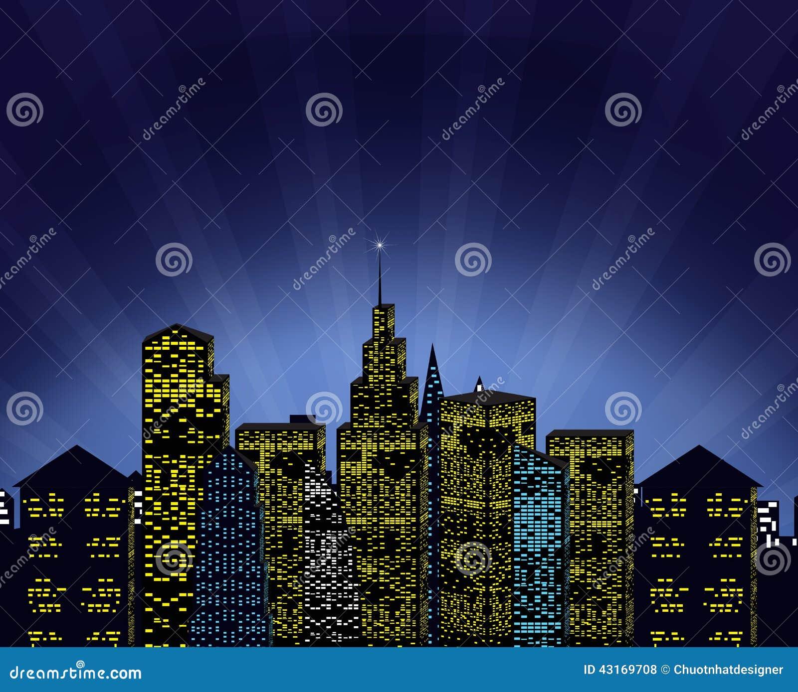 Stadtbild- und Magiephänomen