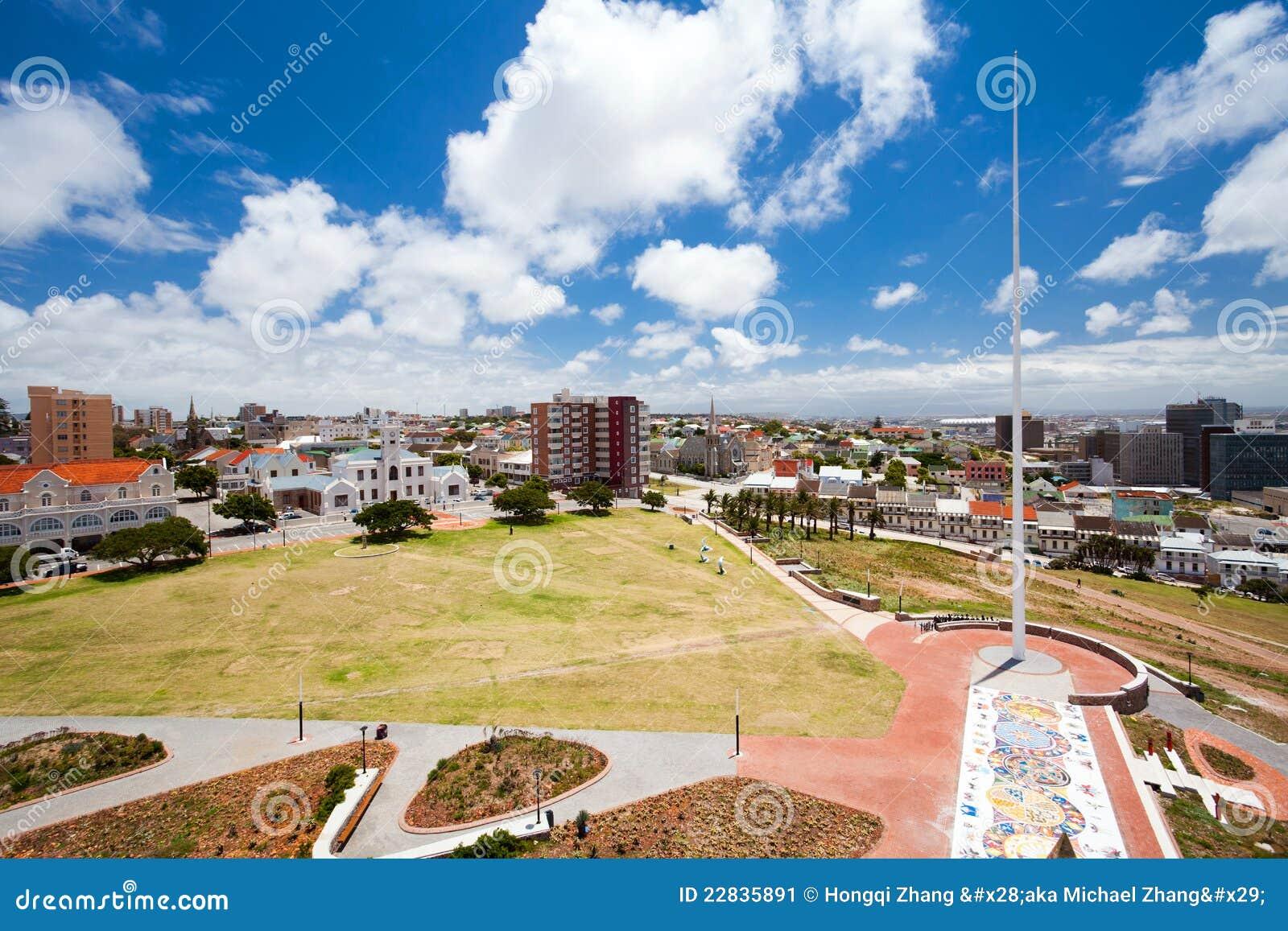 Stadtbild von Port Elizabeth