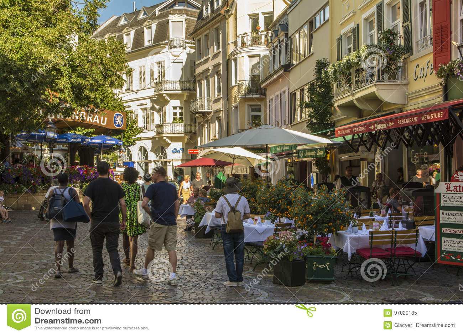 Baden Baden Deutschland