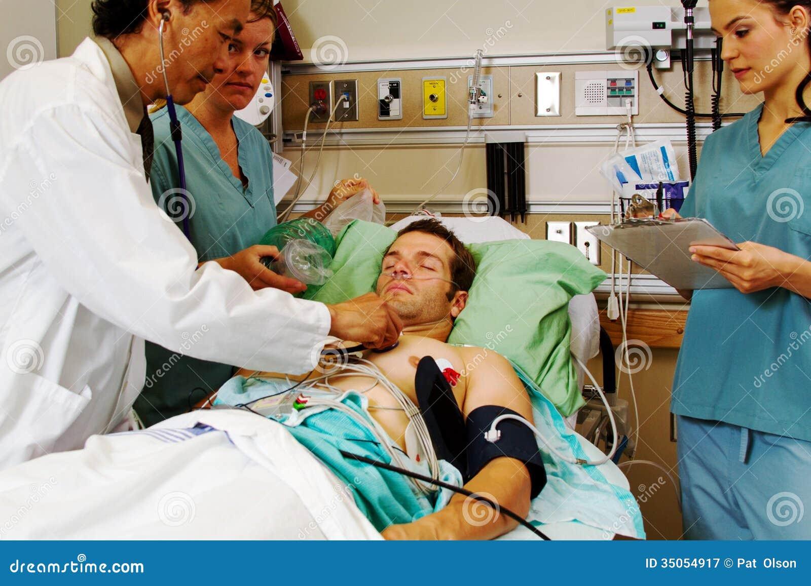 What Blood Pressure Emergency Room