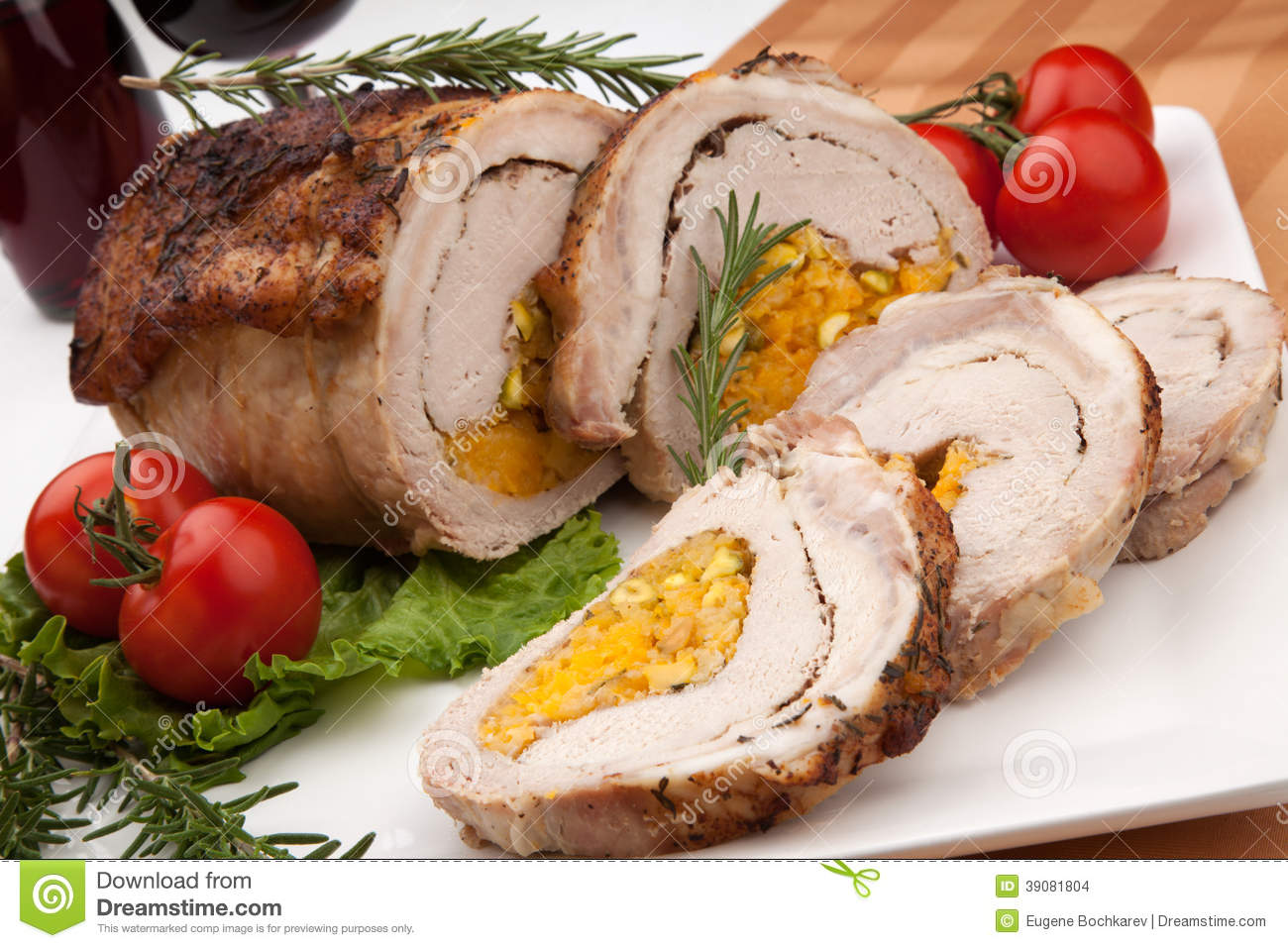 Pork roulade royalty free stock photography 33366947 - Choose best pork ...