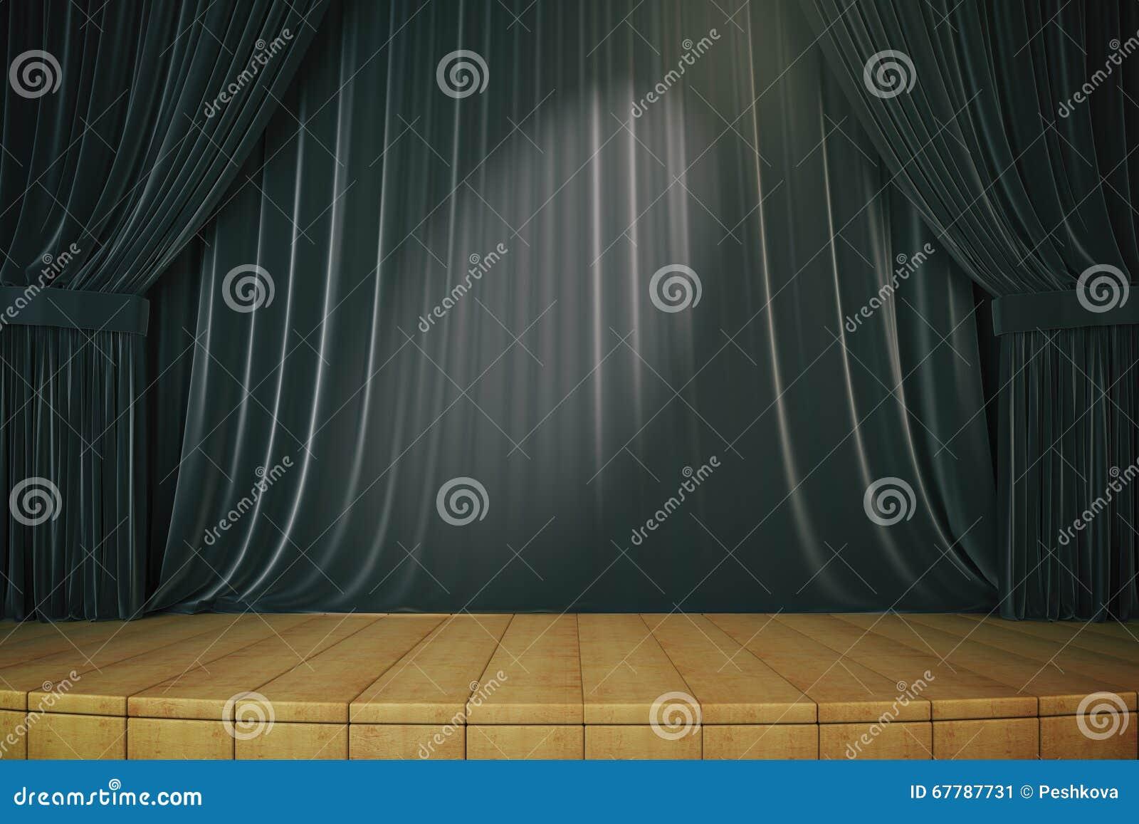 stage floor 3d - photo #15