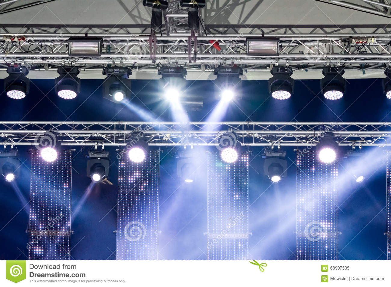 Stage lighting equipment & Stage lighting equipment stock image. Image of electricity - 68907535 azcodes.com