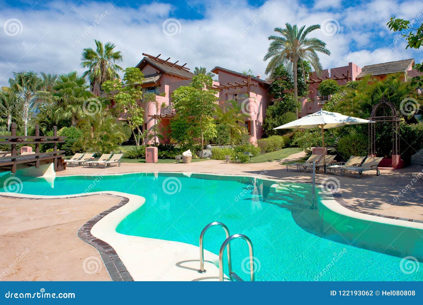 Stagno Di Ritz-Carlton, Località Di Soggiorno In Tenerife, Località ...