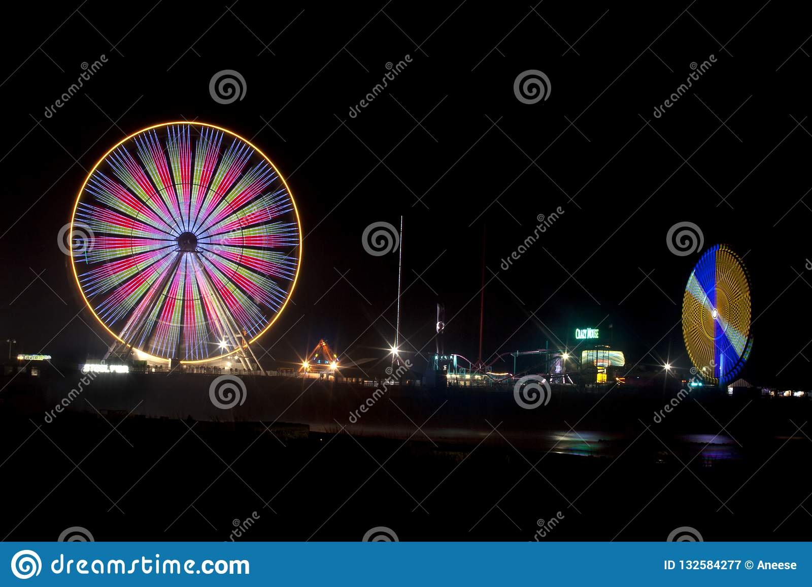 Stahlpier - Atlantic City, New-Jersey