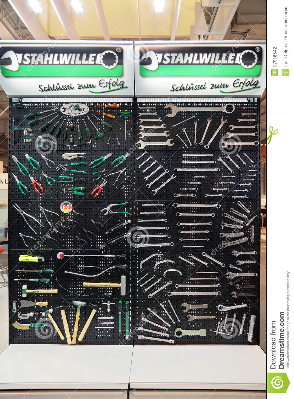 stahlwille tools editorial photography