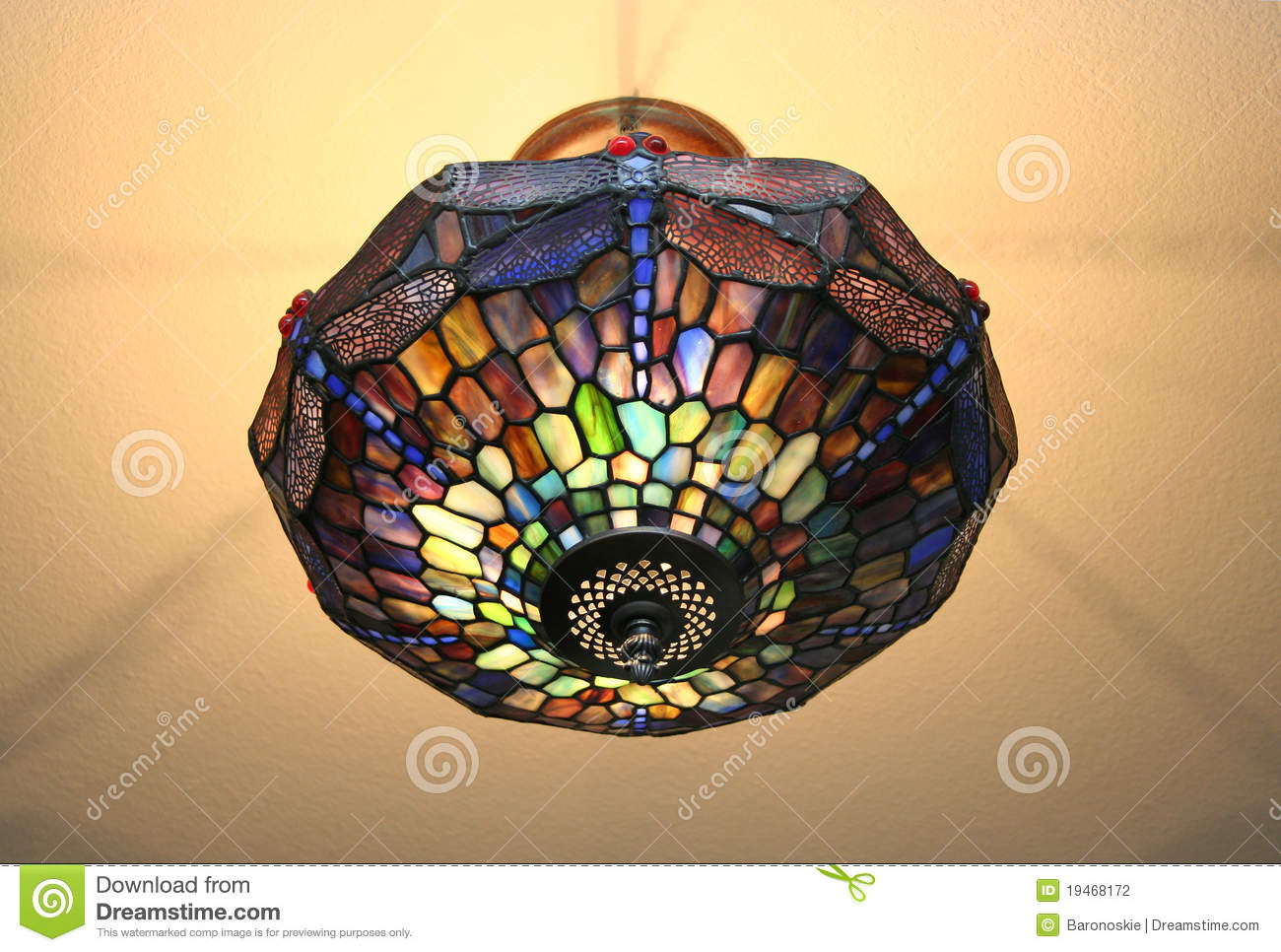 Colored Glass Lighting. Stained Glass Light Colored Lighting T