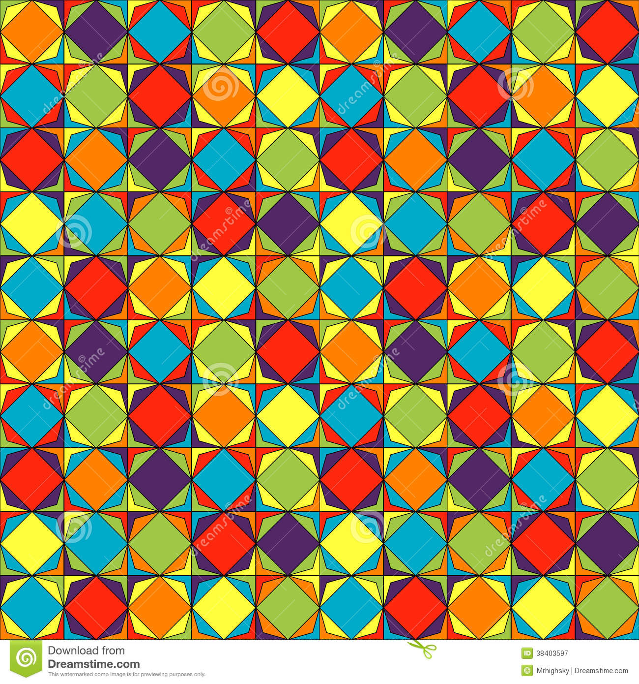 Stained Glass Pop Art Pattern Royalty Free Stock Photography - Image ... Glass Texture Seamless