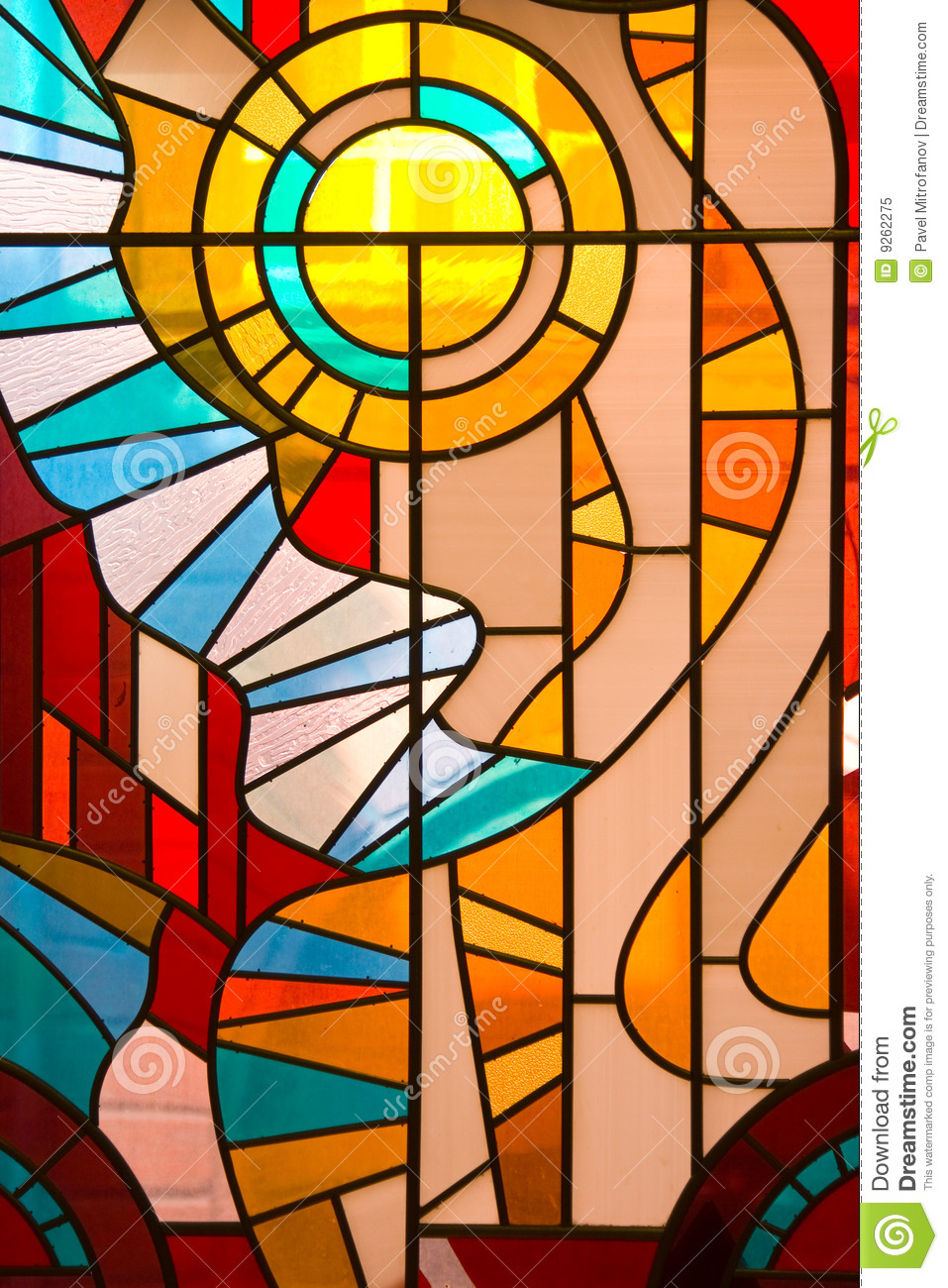 Glass Window Clip Art : Stained glass window royalty free stock photo image
