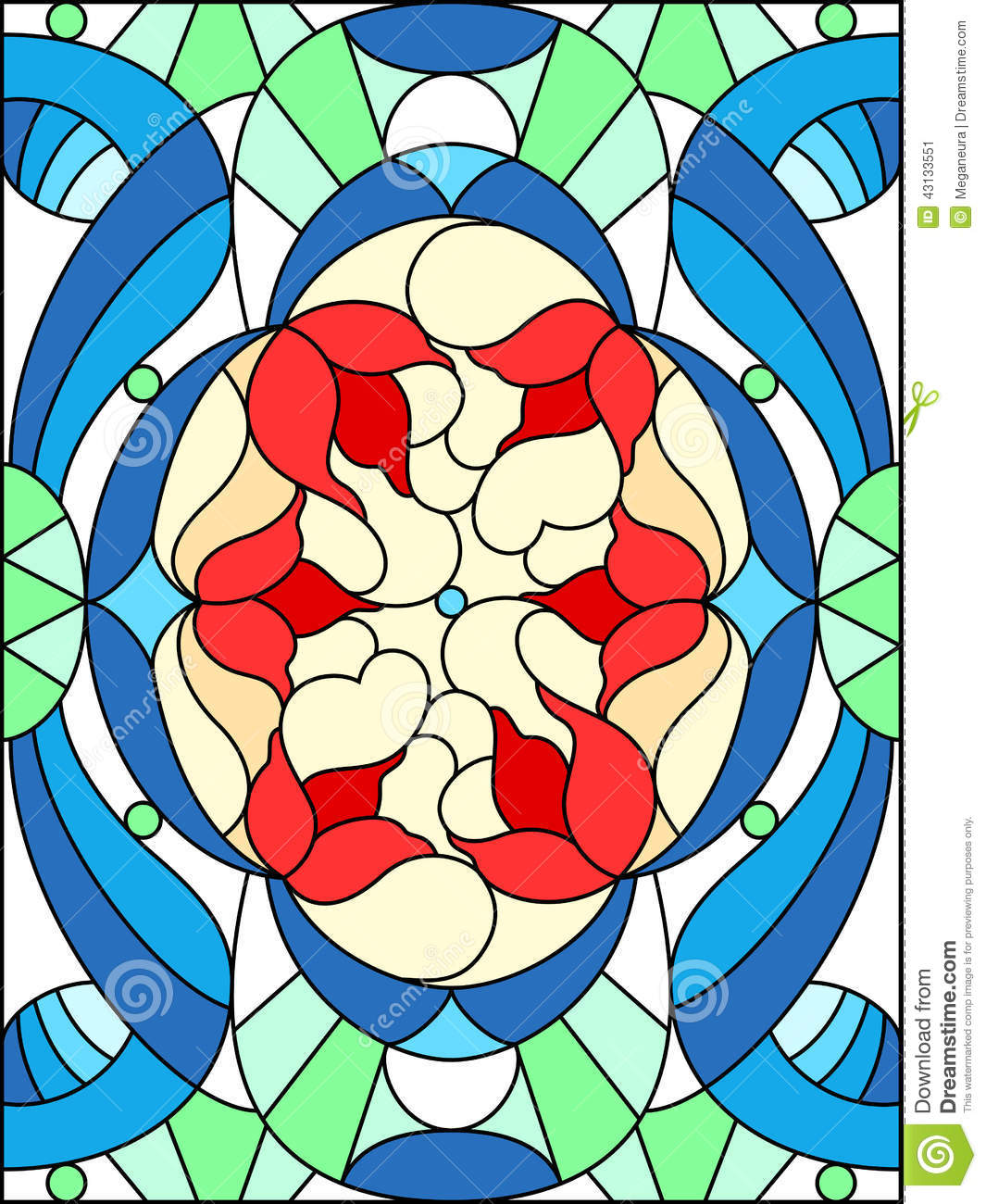 Stained Glass Window Patterns Unique Decorating Ideas