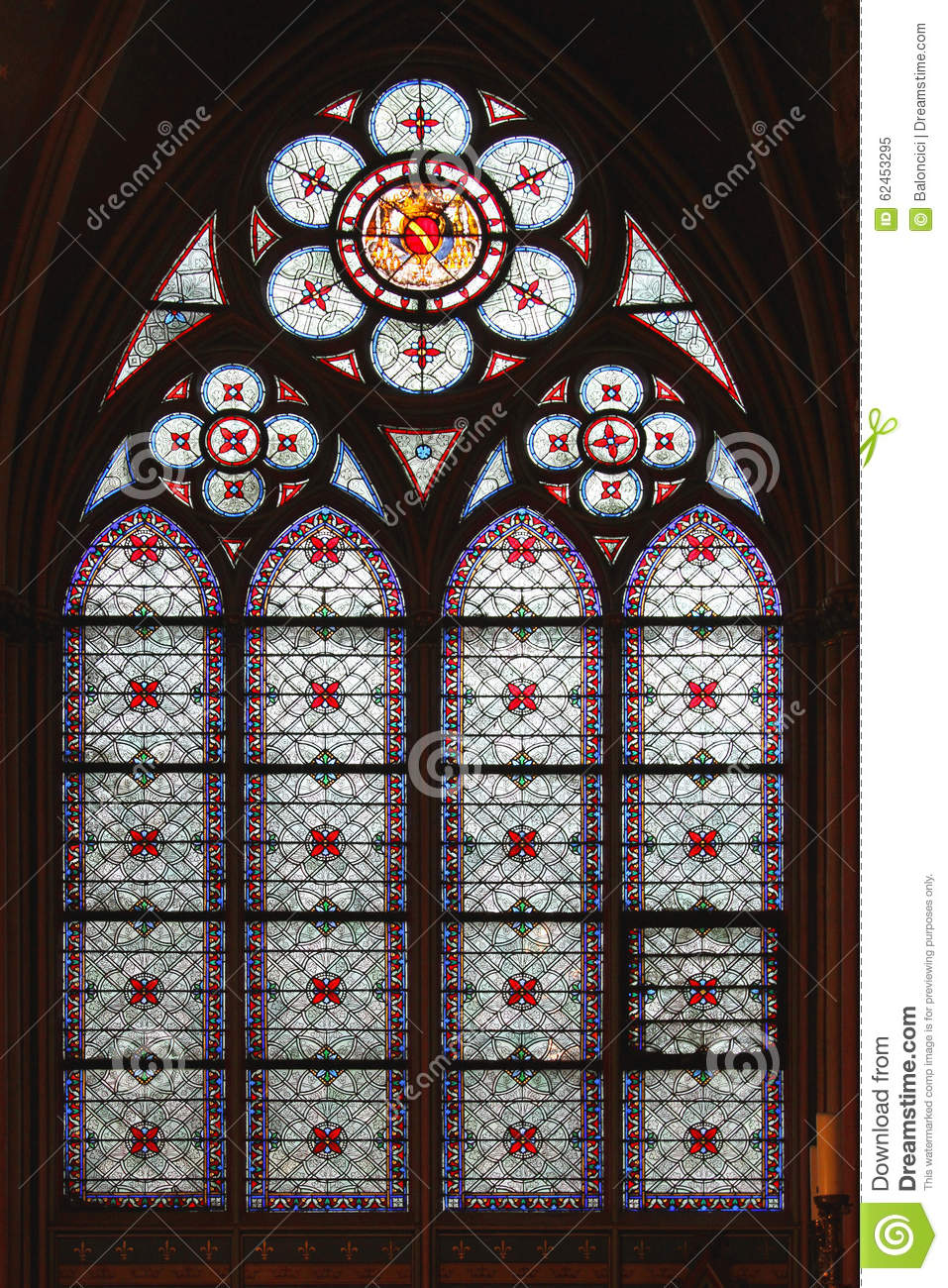 gothic church stained - photo #36