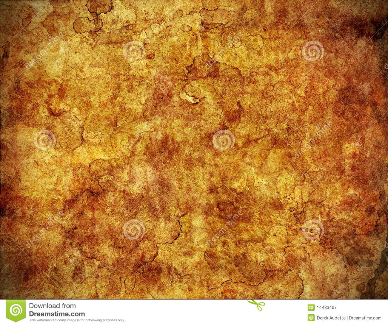 Stained Sandstone Background Texture