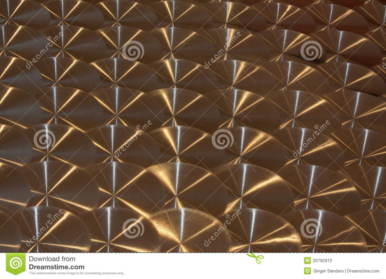 Stainless Steel Pattern Background
