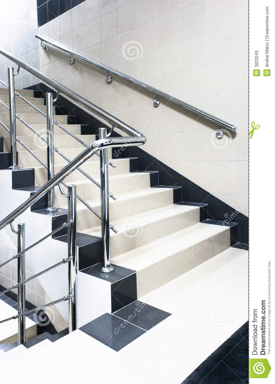 Stock Photos Staircase Stair Railing Image3833243 on Modern House Stairs Design