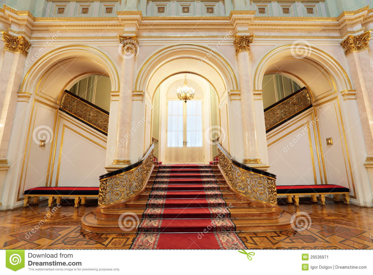 Stairs Stock Image Image 29536971